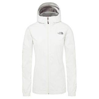 The North Face® - Quest Hardshell Jacket Women tnf white pache grey