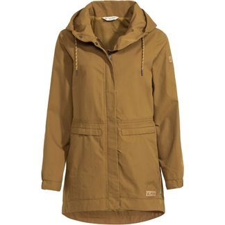 VAUDE - Redmont Cotton Parka Damen bronze