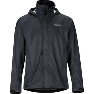Marmot - PreCip Eco Hardshell Jacket Men black