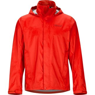 Marmot - PreCip Eco Rain Jacket Men victory red