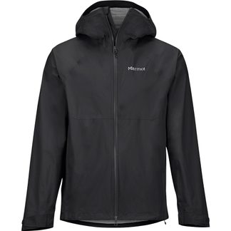 Marmot - PreCip Stretch Rain Jacket Men black