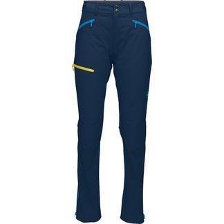 Norrona - Falketind Flex1 Hose Damen indigo night multi