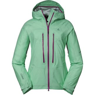Schöffel - Rothorn 3L Hardshell Jacket Women patinagreen