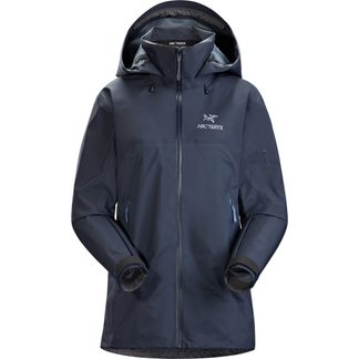 Arc'teryx - Beta AR Hardshelljacke Damen kingfisher