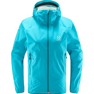 Haglöfs - L.I.M Proof Multi Hardshell Jacket Women maui blue