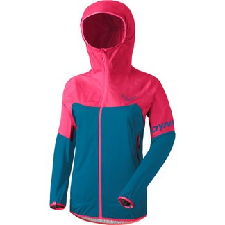 Dynafit - Transalper Light 3L Hardshell Jacket Women lipstick