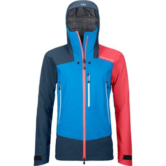 ORTOVOX - Westalpen 3L Hardshell Jacket Women safety blue