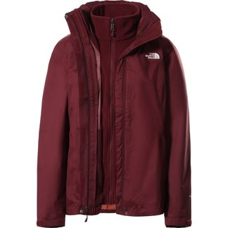The North Face® - Evolve II Triclimate® Jacket Women regal red