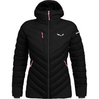 SALEWA - Ortles Medium 2 Daunenjacke Damen black out