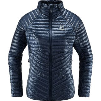 Haglöfs - L.I.M Mimic Isolationsjacke Damen tarn blue