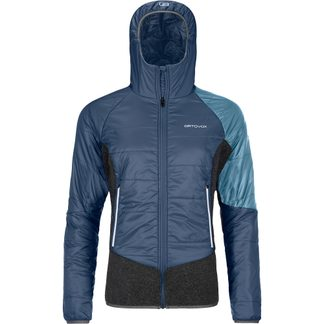 ORTOVOX - Swisswool Piz Zupo Isolationsjacke Damen night blue