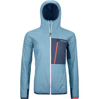 ORTOVOX - Swisswool Piz Duan Isolationsjacke Damen light blue