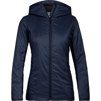 Icebreaker - Helix Isolationsjacke Damen midnight navy