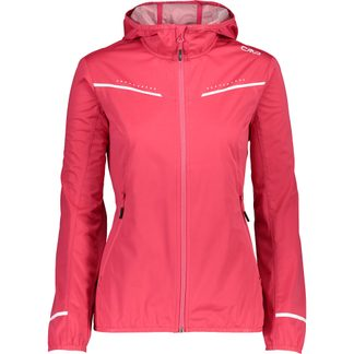 CMP - Softshell Jacket Women fragola