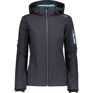 CMP - Softshell Jacket Women antracite pool