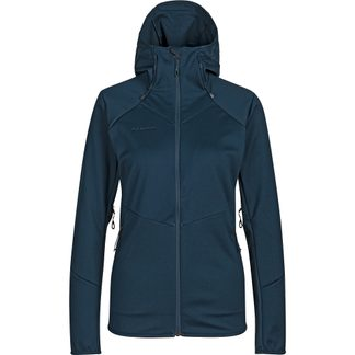 Mammut - Ultimate VI Softshelljacke Damen marine