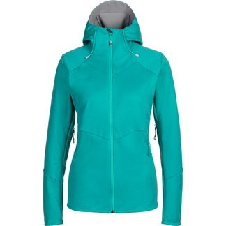 Mammut - Ultimate VI Softshelljacket Women ceramic ceramic melange