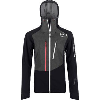 ORTOVOX - Pordoi Softshelljacket Women black raven