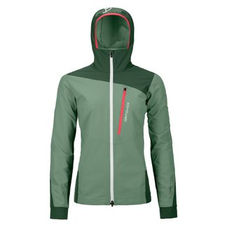ORTOVOX - Pala Jacket Women green isar