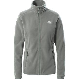 The North Face® - 100 Glacier Fleecejacke Damen agave green