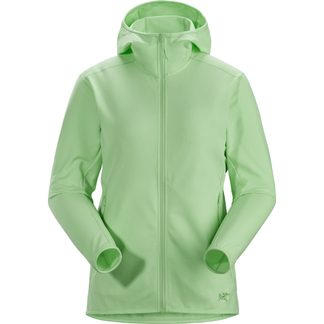 Arc'teryx - Kyanite LT Hoody Softshell Jacket Women bioprism