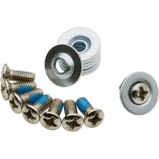 Icetools Protection - Mounting Screw 16mm black silver