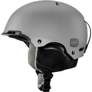 K2 - Stash Helmet grey smoke