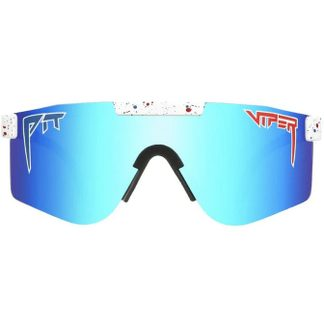 Pit Viper - The Absolute Freedom Polarized Double Wides white
