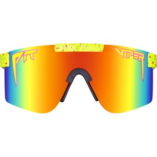 Pit Viper - The 1993 Polarized Double Wides yellow