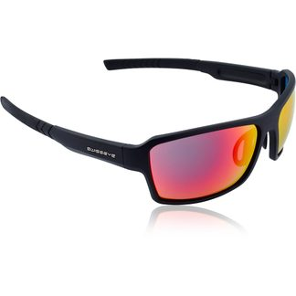 Swiss Eye - Freestyle black matt 16 smoke revo