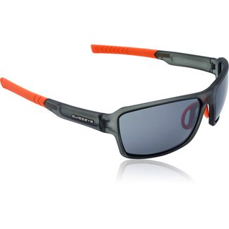 Swiss Eye - Freestyle dark grey 16 crystal orange smoke