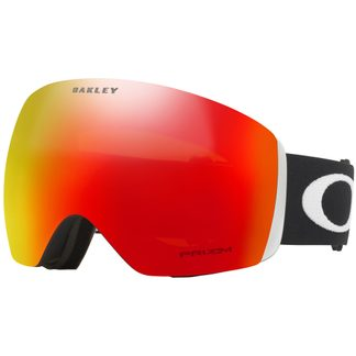 Oakley - Flight Deck goggle matte black Prizm torch iridium