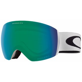 Oakley - Flight Deck XM goggle matte white Prizm jade iridium