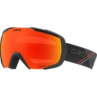 Giro - Onset black red sport tech vivid ember
