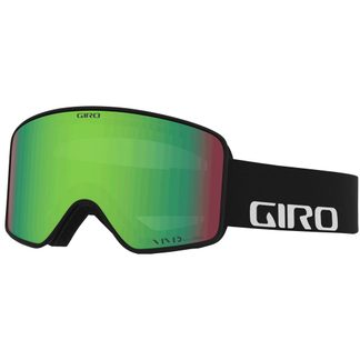 Giro - Method black wordmark vivid emerald + vivid infrared