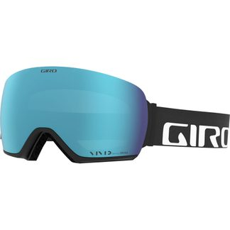 Giro - Article black wordmark vivid royal & vivid infra red
