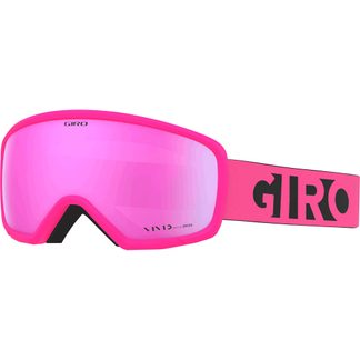 Giro - Ringo Jr. Kids pink black blocks vivid pink