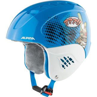 Alpina - Carat Set Disney Helmet + Goggle Kids donald duck