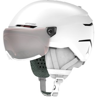 Atomic - Savor Visor JR Helmet Kids white