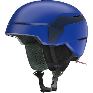 Atomic - Count JR Helmet Kids blue