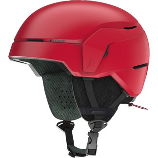 Atomic - Count JR Helmet Kids red