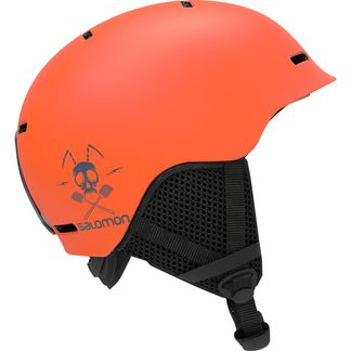 Salomon - Grom Helm Kids flame