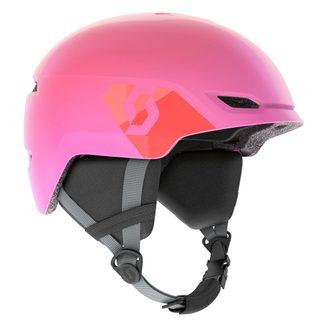 Scott - Keeper 2 Helmet Kids high viz pink
