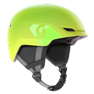 Scott - Keeper 2 Helmet Kids high viz green