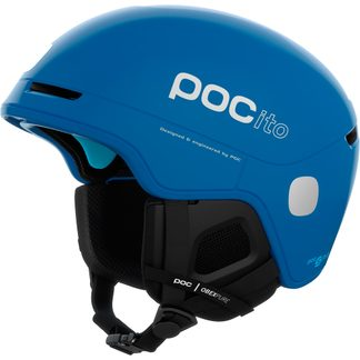 Poc Sports - POCito Obex SPIN Kids fluorescent blue