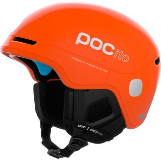 Poc Sports - POCito Obex SPIN Kids fluorescent orange