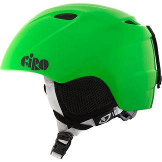 Giro - Slingshot Kids matte bright green
