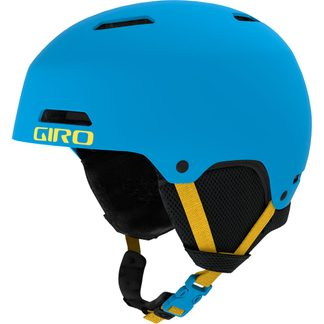 Giro - Crüe Kids matte shock blue