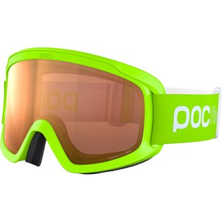 Poc Sports - POCito Opsin Kinder fluorescent yellow green