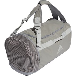 adidas - 4ATHLTS ID Duffel Bag M grey three grey two white